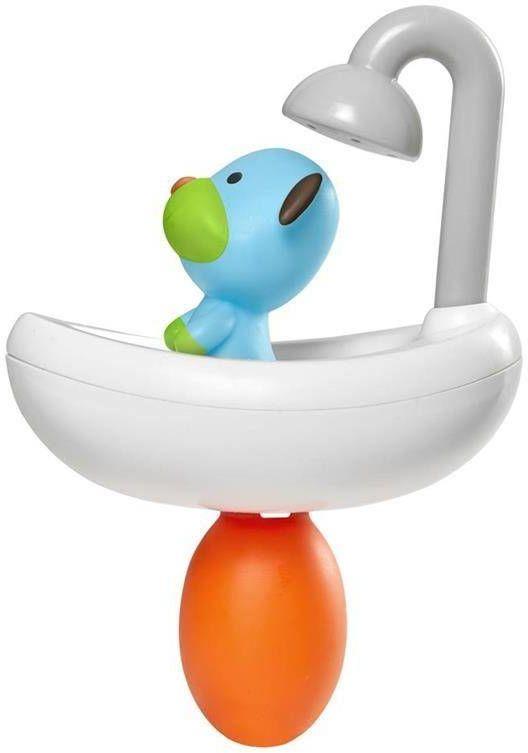 Piesek Zoo pod prysznicem 9H498510-Skip Hop, zabawki do kąpieli
