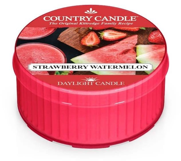 Strawberry Watermelon dayligh Country Candle