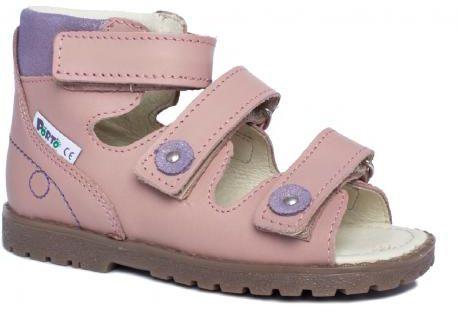 Mrugała Porto sandały profilaktyczno-rehabilitacyjne 1199/1299/1399 j.róż fiolet 40