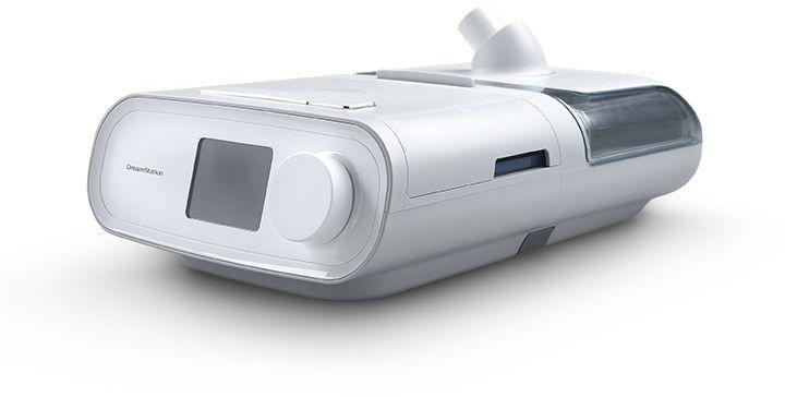 Philips Respironics DreamStation CPAP Pro z nawilżaczem Półautomatyczny CPAP z funkcją komfortu i nawilżaczem