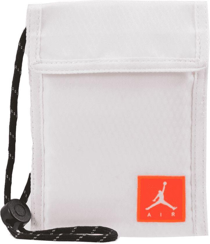 Saszetka torba portfel Air Jordan Tri-Fold white - 9A0325-WR6