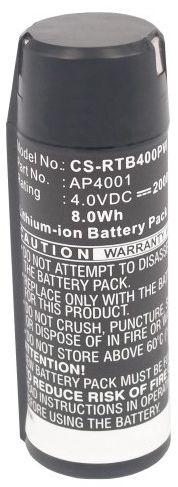 Ryobi AP4001 2000mAh 8.00Wh Li-Ion 4.0V (Cameron Sino)