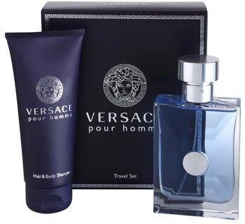 Versace Pour Homme zestaw upominkowy IV. dla mężczyzn