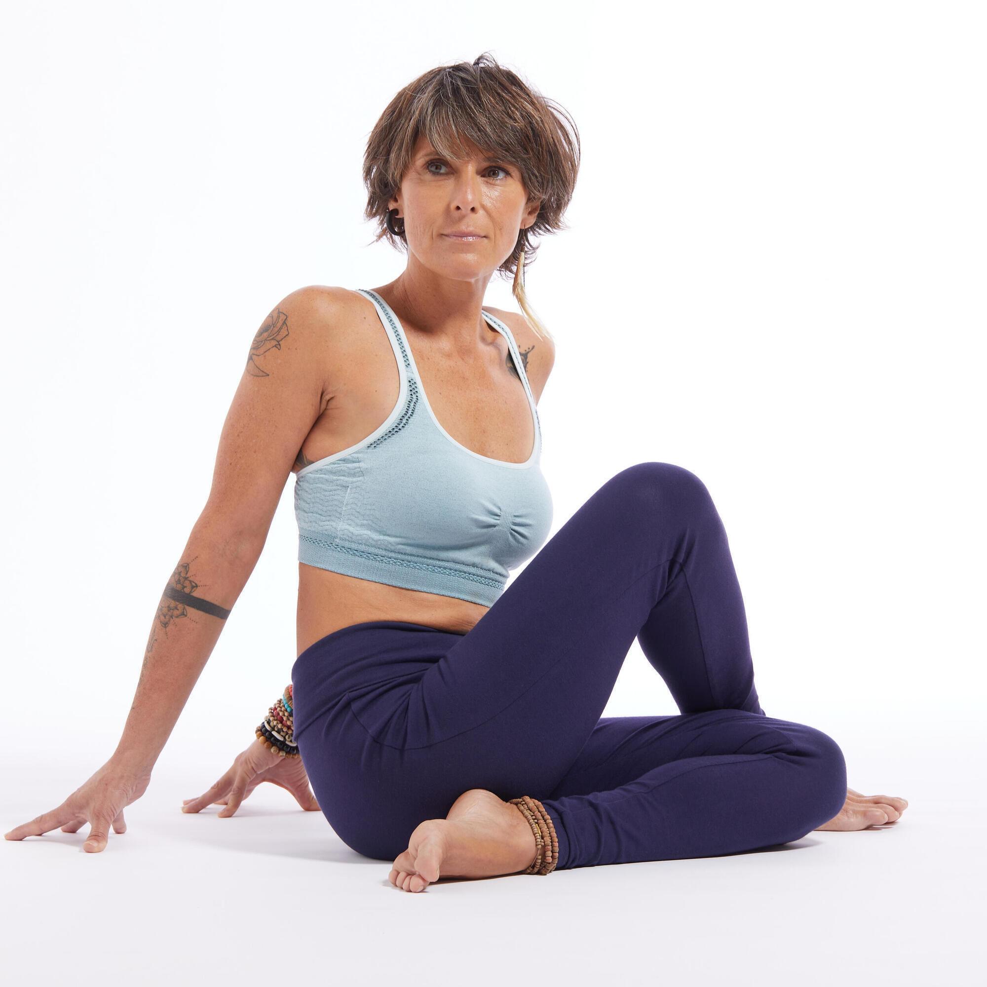 Legginsy do jogi damskie