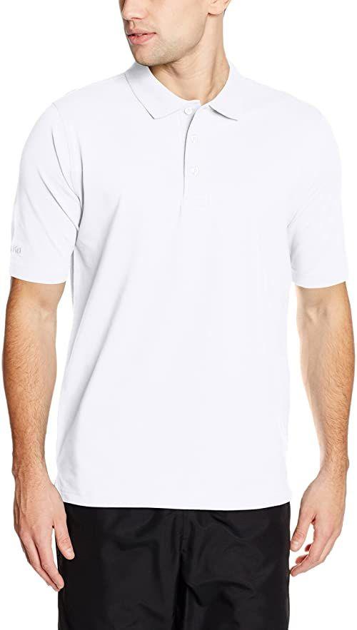 JAKO Męska koszulka polo Classic, biała, XL