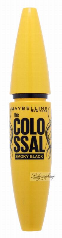 MAYBELLINE - The COLOSSAL VOLUM'' EXPRESS MASCARA - SMOKY EYES - Pogrubiający tusz do rzęs - SMOKY BLACK