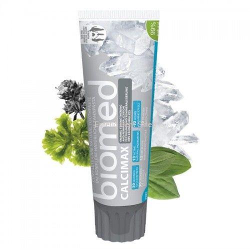 Splat BIOMED CALCIMAX - pasta wzmacniająca szkliwo z kompleksem alg głębinowych, różowej gliny oraz hydroksyapatytem 100g