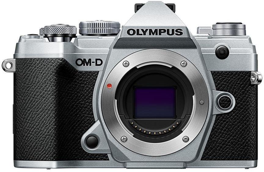 Aparat Olympus OM-D E-M5 MK III Body srebrny
