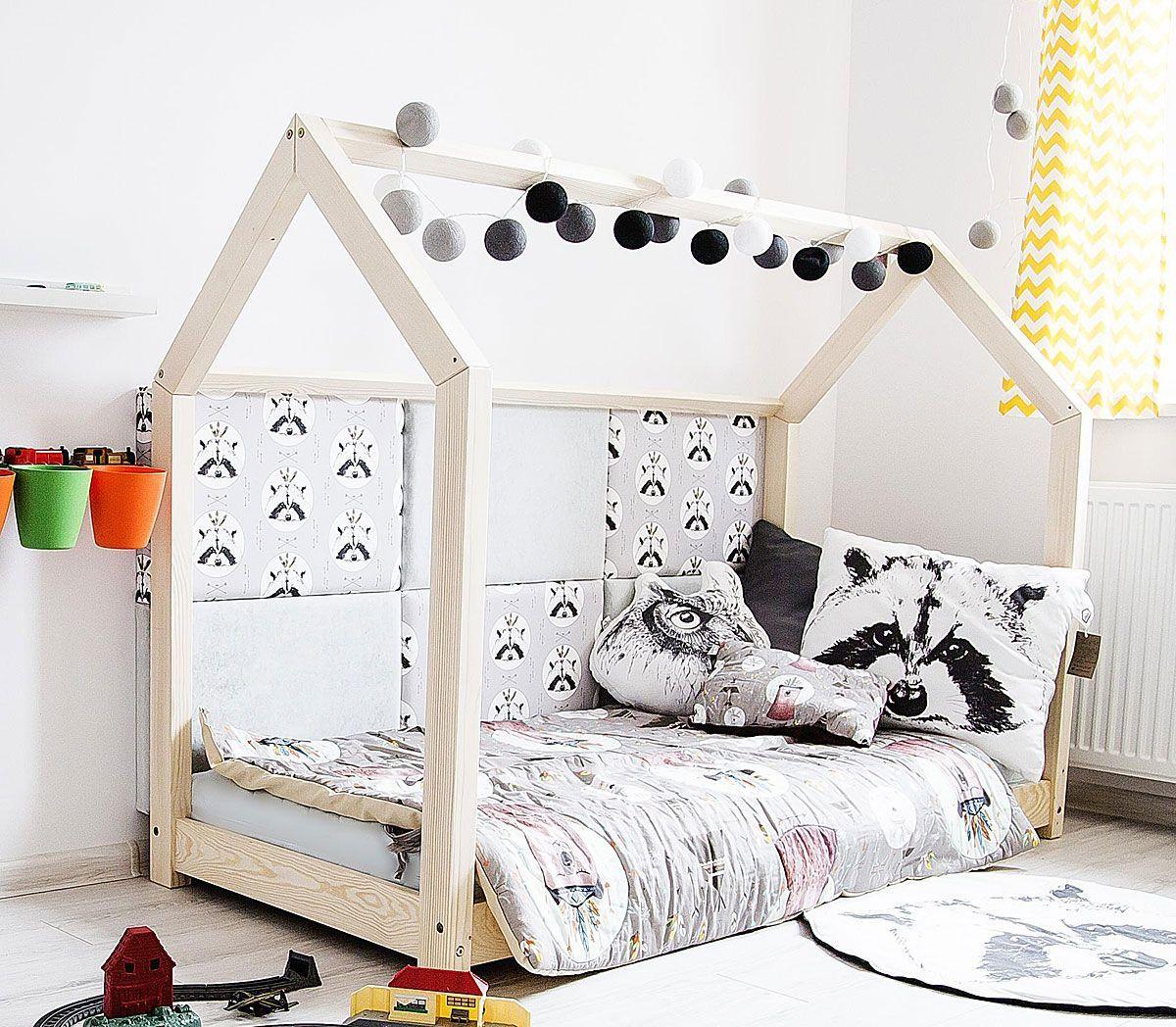 Łóżko domek Miles - 23 rozmiary