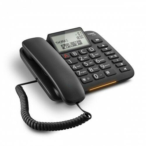 DL380 Telefon z dużymi przyciskami - Gigaset