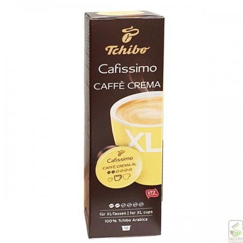 Tchibo Cafissimo Caffe Crema XL 10 kapsułek