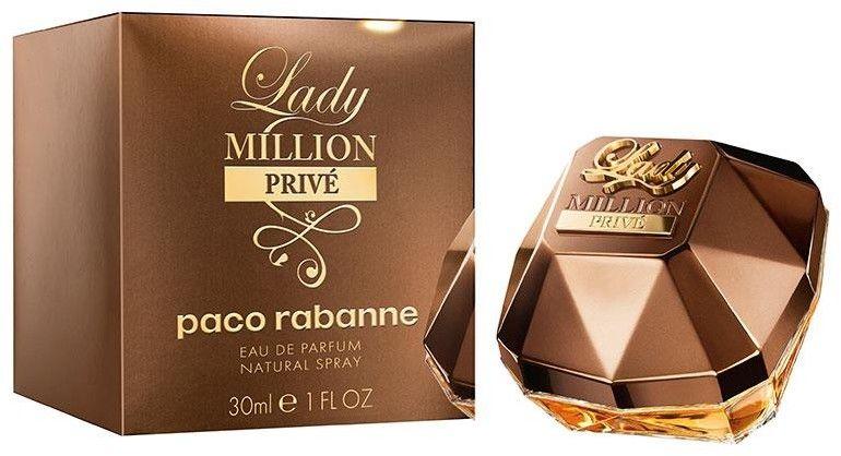 Paco Rabanne Lady Million Privé woda perfumowana dla kobiet 30 ml