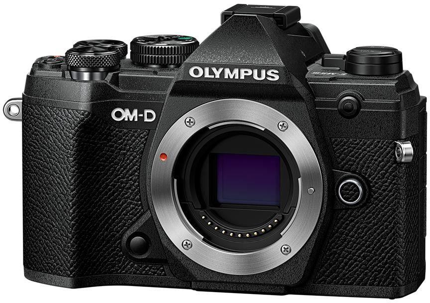 Aparat Olympus OM-D E-M5 MK III Body czarny