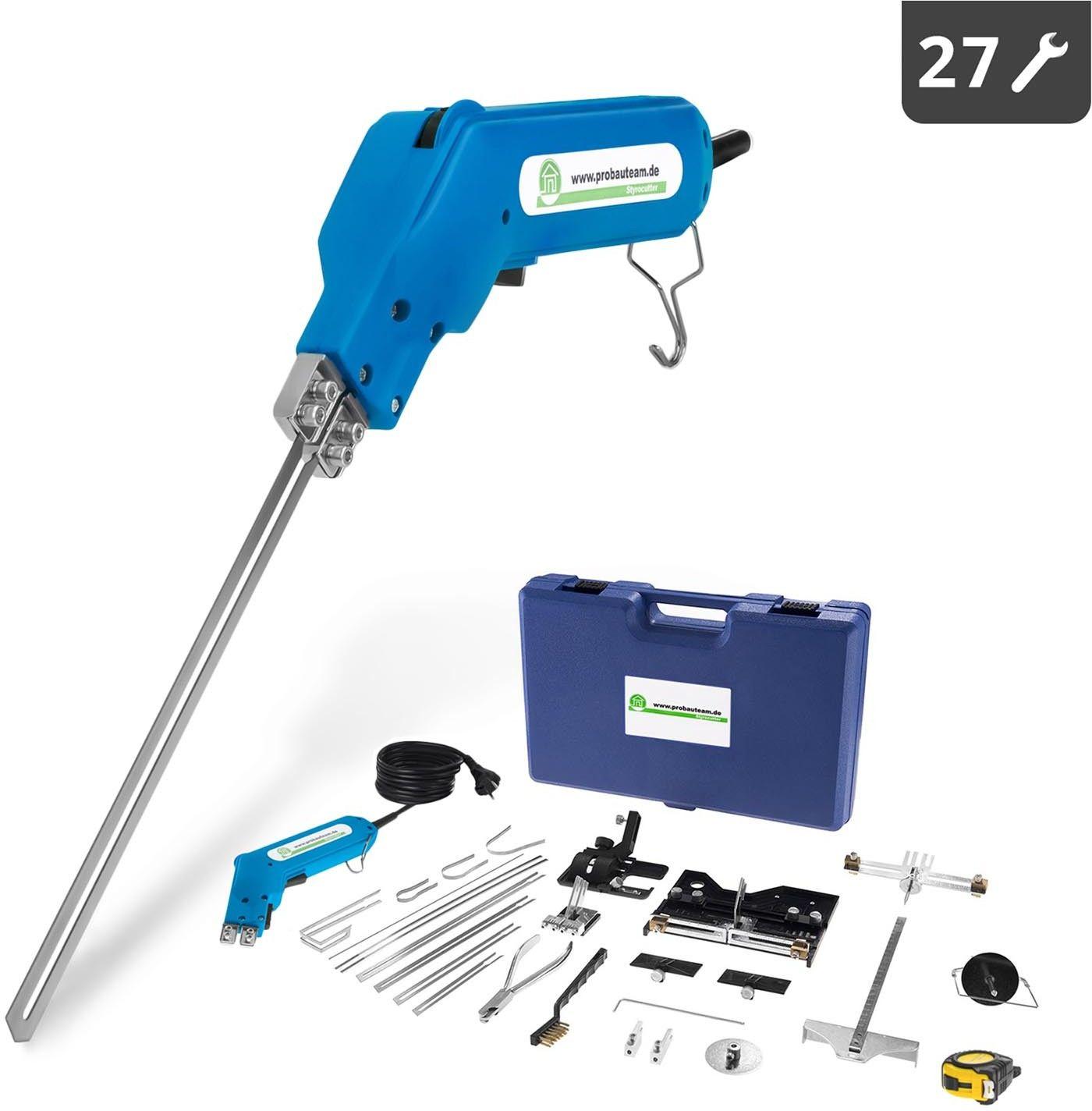 Nóż do styropianu - 250 W - wycinarka do gniazdek - Pro Bauteam - STYRO CUTTER PBT04 - 3 lata gwarancji/wysyłka w 24h