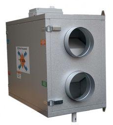 Centrala wentylacyjna 650/250 jon16 Rekuperator + Jonizator + Sterownik, Przeciwprądowy