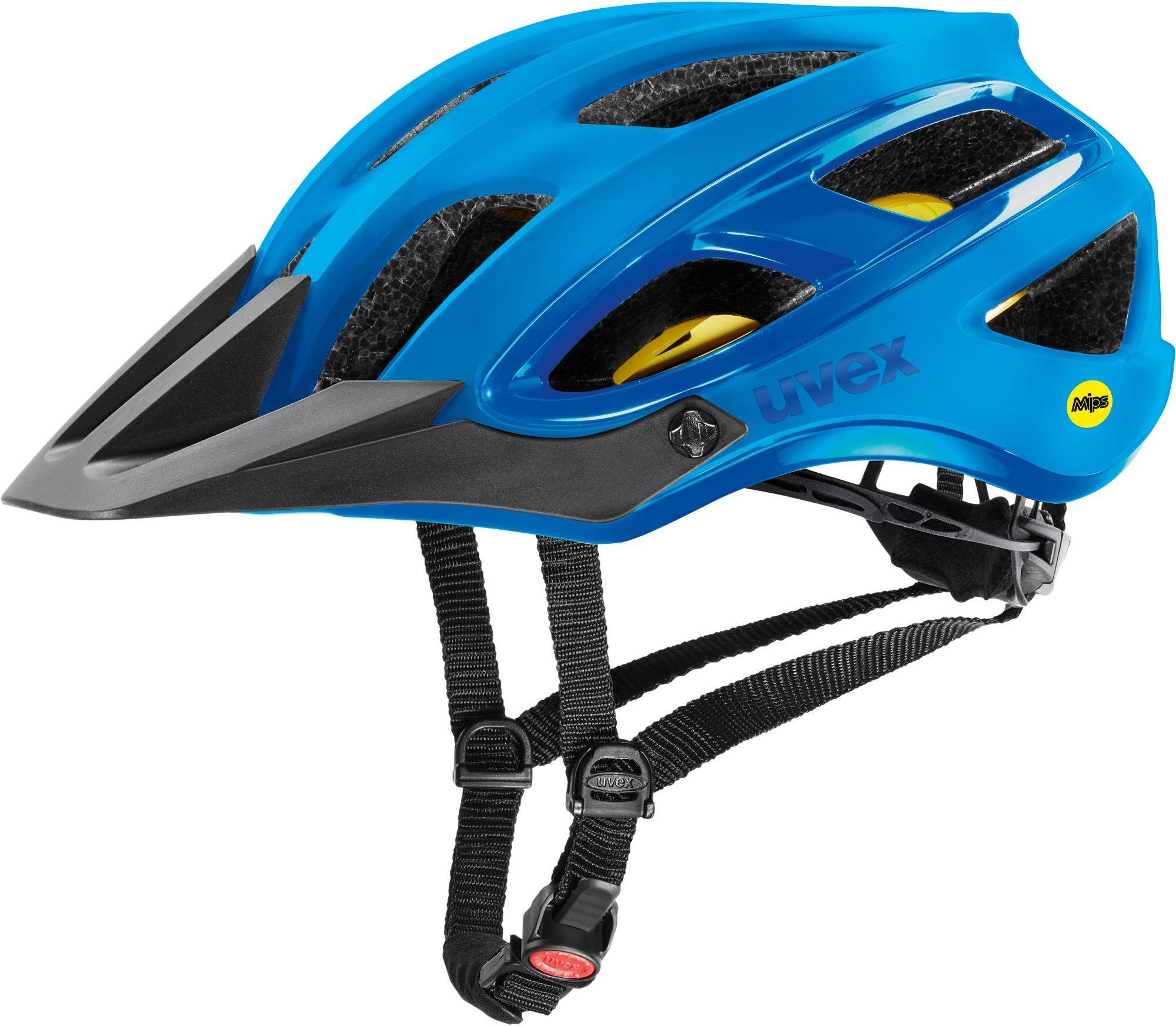 Uvex Unbound Kask rowerowy niebieski 41/0/989/03/17 Rozmiar: 54-58,41/0/989/03/17
