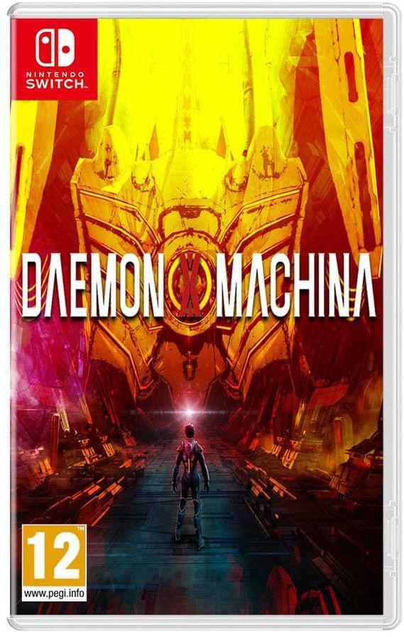 Gra Daemon X Machina (Nintendo Switch)