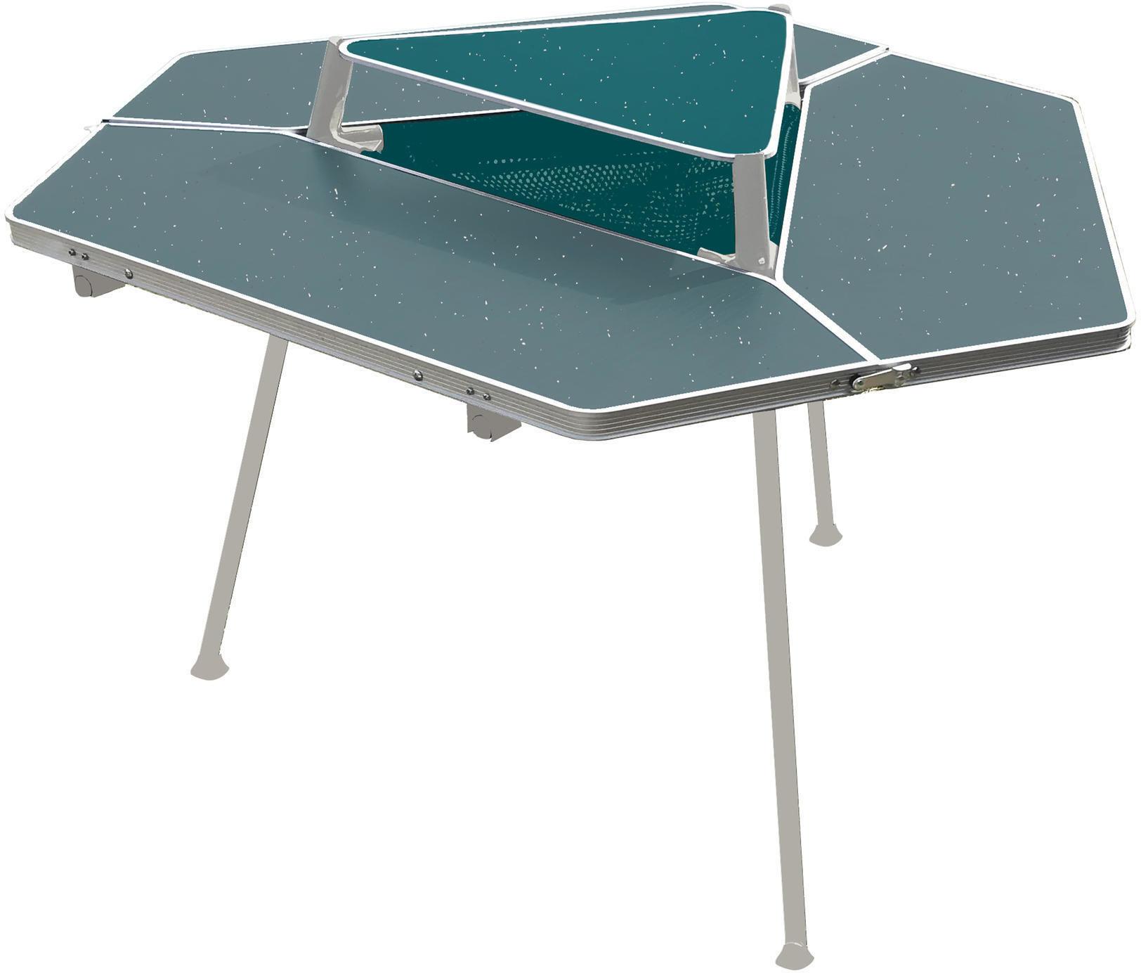 Stół kempingowy - dla 6 osób - Tepee