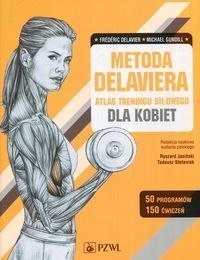 Metoda Delaviera Atlas treningu siłowego dla kobiet