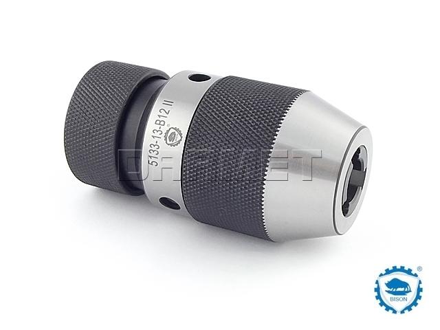 Uchwyt wiertarski samozaciskowy standardowy: 1 - 13MM - B12 - ZM KOLNO (Typ 5133)