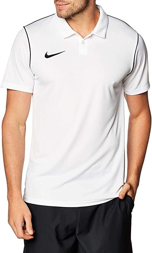 Nike Męska koszulka Park 20 Polo biały biały/czarny/czarny XL