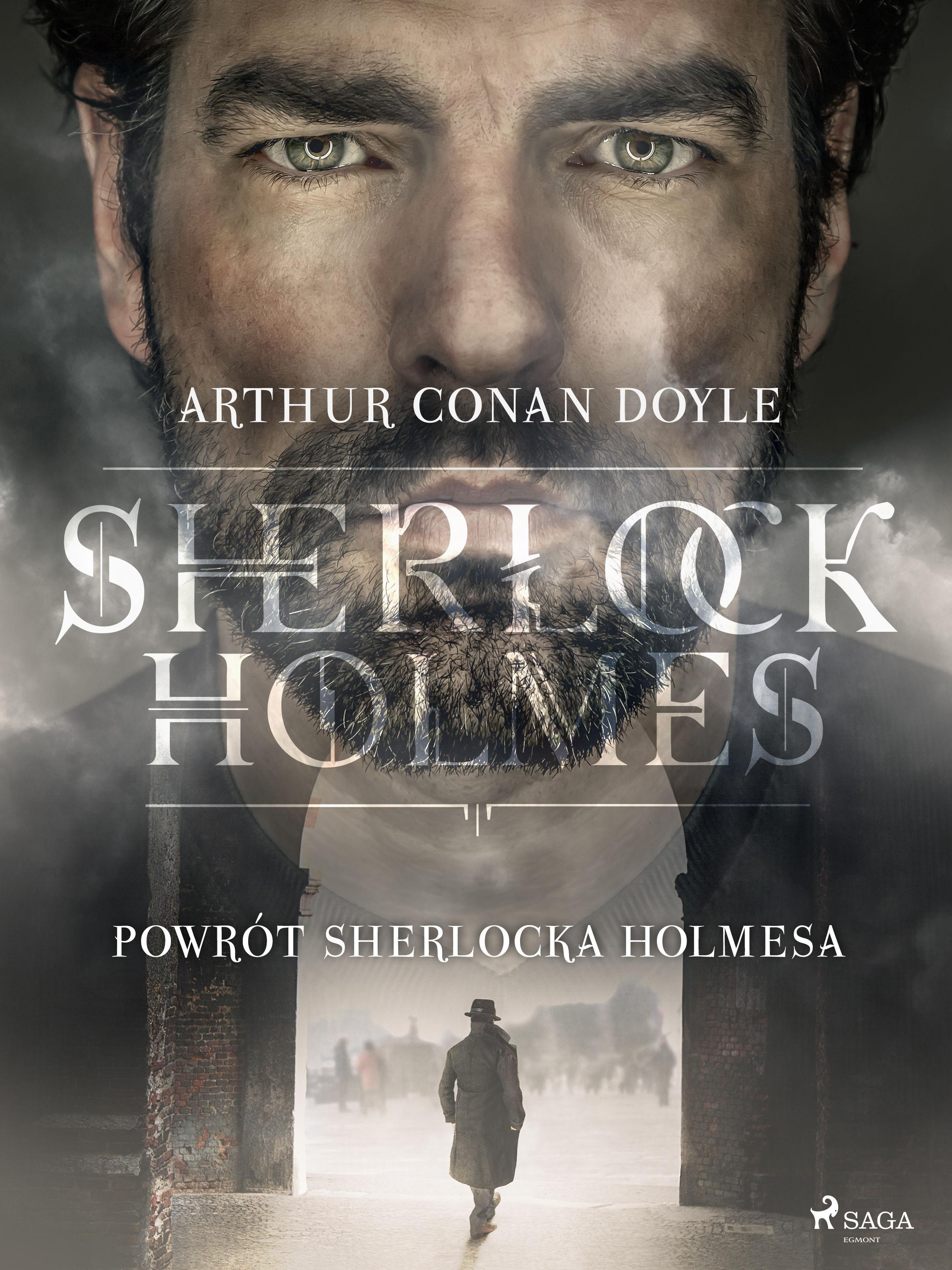 Powrót Sherlocka Holmesa - Arthur Conan Doyle - ebook