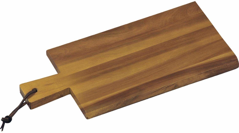 Kesper deska do krojenia, akacja, brązowa, 29 x 14 x 1,5 cm