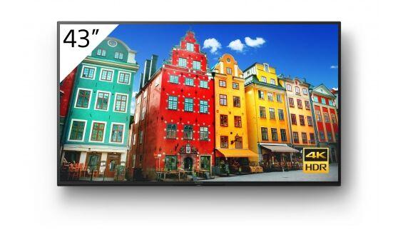 Monitor 4K Ultra HD HDR BRAVIA Sony FW-43BZ30J+ UCHWYTorazKABEL HDMI GRATIS !!! MOŻLIWOŚĆ NEGOCJACJI  Odbiór Salon WA-WA lub Kurier 24H. Zadzwoń i Zamów: 888-111-321 !!!