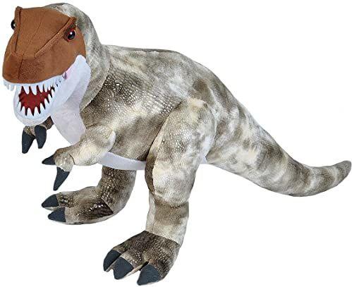 Wild Republic Przytulanka Dino T-Rex, dinozaur Tyranozaur Rex pluszowe zwierzątko 63 cm