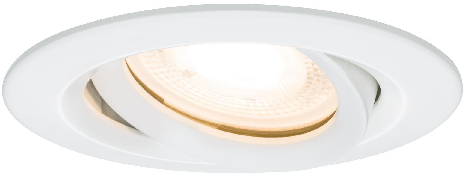 Oczko Lagos ruchome szczelne białe IP65 LP-4425/1RM WH - Light Prestige // Rabaty w koszyku i darmowa dostawa od 299zł !