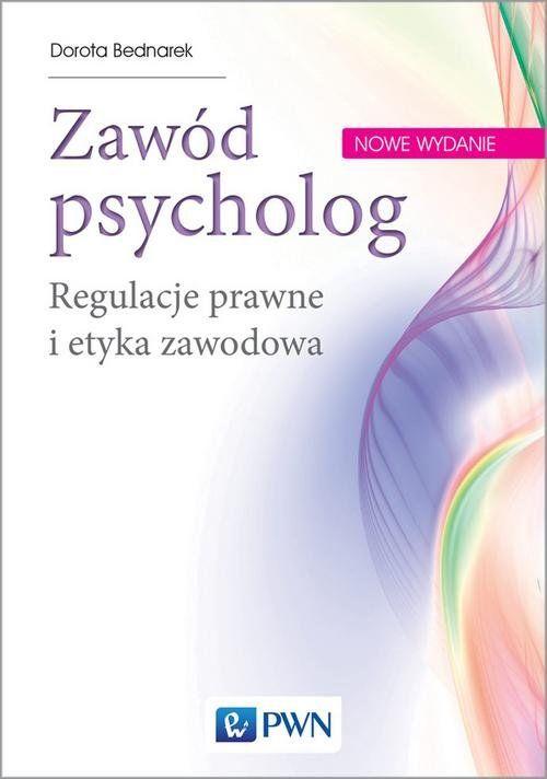 Zawód psycholog ZAKŁADKA DO KSIĄŻEK GRATIS DO KAŻDEGO ZAMÓWIENIA