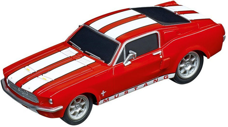 Carrera GO!!! - Ford Mustang 67 Racing Red 64120