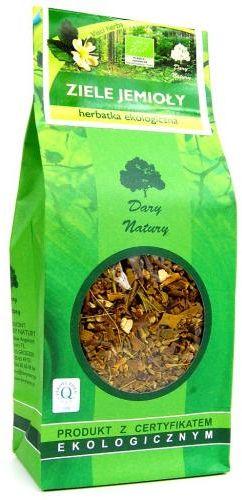 Herbatka ZIELE JEMIOŁY BIO 200 g Dary Natury