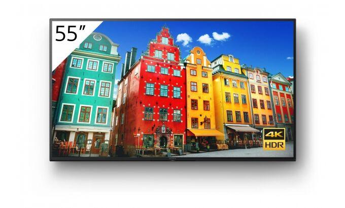 Monitor 4K Ultra HD HDR BRAVIA Sony FW-55BZ30J+ UCHWYTorazKABEL HDMI GRATIS !!! MOŻLIWOŚĆ NEGOCJACJI  Odbiór Salon WA-WA lub Kurier 24H. Zadzwoń i Zamów: 888-111-321 !!!