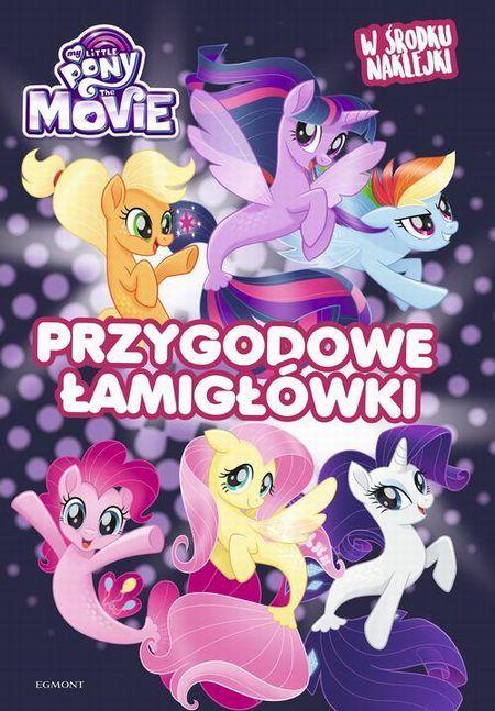 My Little Pony The Movie Przygodowe łamigłówki