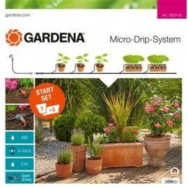 GARDENA Micro-Drip-System  zestaw do rozbudowy nawadniania roślin doniczkowych(13005-20)
