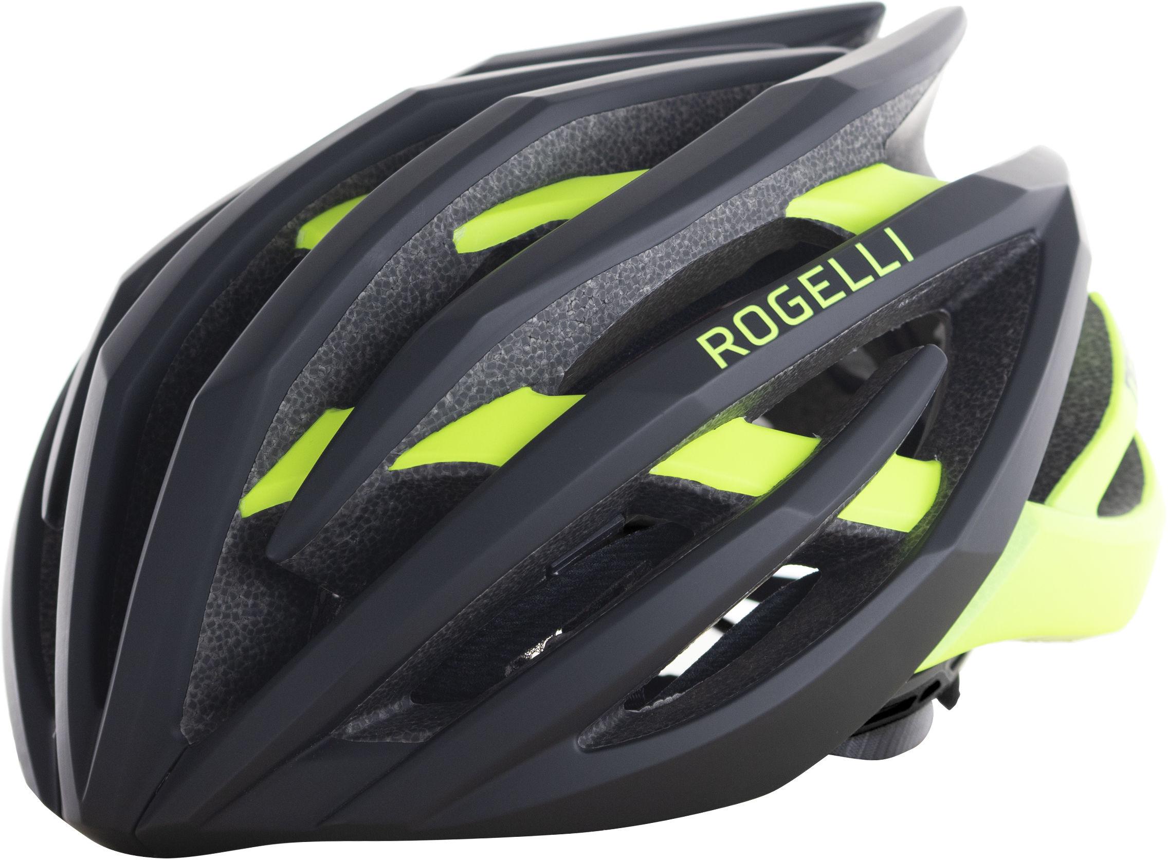 ROGELLI Tecta Kask rowerowy 009.812 Rozmiar: 54-58,Rogelli_009.812_kask