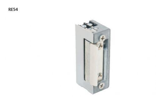 Elektrozaczep LOB szeroki RE54AADF automatyczny z wyłącznikiem