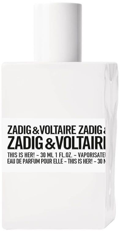 Zadig & Voltaire This is Her! woda perfumowana dla kobiet 30 ml