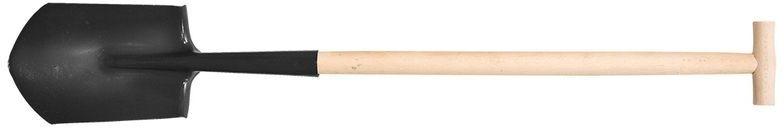 Szpadel ostry drewniany trzonek uchwyt T 15A035