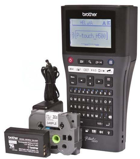 Drukarka etykiet Brother PT-H500 KUP z zamiennikami i oszczędzaj! - ZADZWOŃ 730 811 399