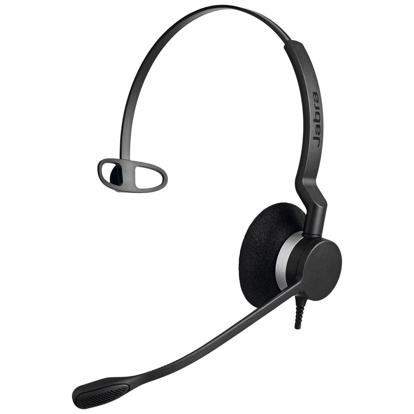 Jabra BIZ 2300 QD Mono Przewodowy zestaw nagłowny na jedno ucho