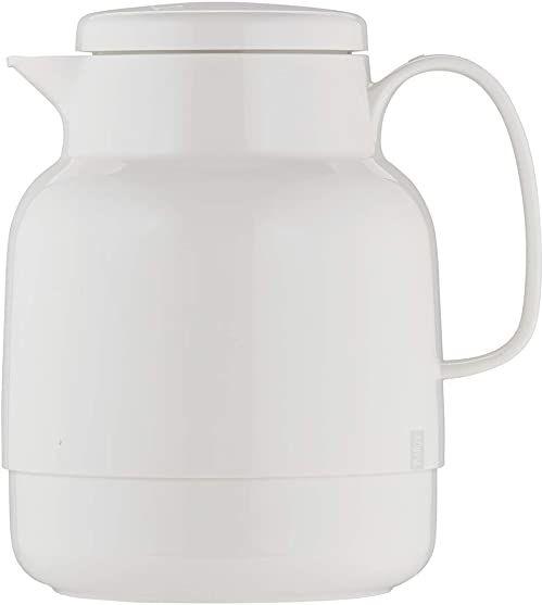 Helios Mondo termos z tworzywa sztucznego, biały, 1,3 litra