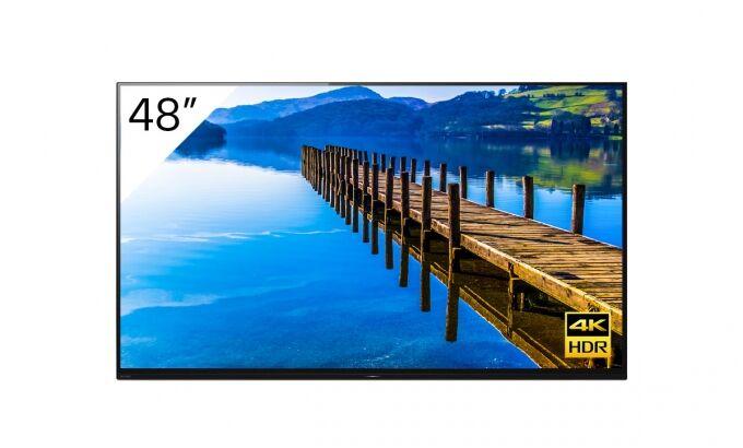 Monitor 4K Ultra HD HDR BRAVIA Sony FWD-48A9/T+ UCHWYTorazKABEL HDMI GRATIS !!! MOŻLIWOŚĆ NEGOCJACJI  Odbiór Salon WA-WA lub Kurier 24H. Zadzwoń i Zamów: 888-111-321 !!!