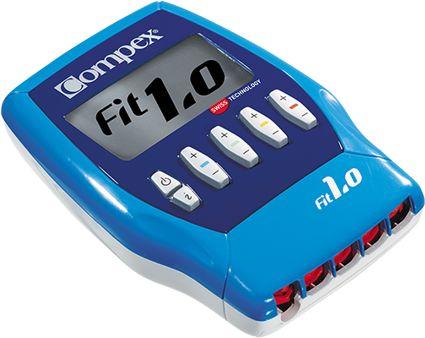 Elektrostymulator Compex FIT 1.0 + żel Compex