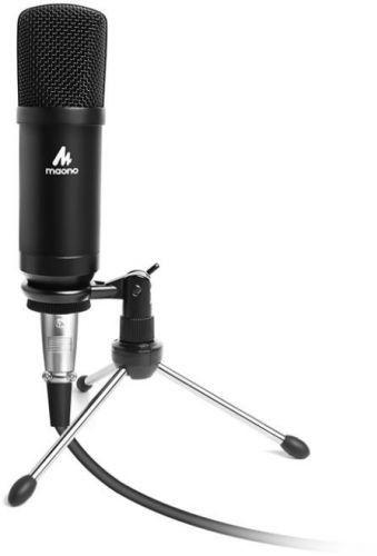 MAONO AU-A03TR - mikrofon pojemnościowy do nagrywania (mini-jack)