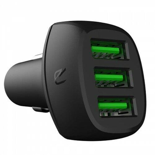 Ładowarka samochodowa Green Cell PowerRide, 54W, UltraCharge czarna