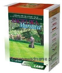 Angielska murawa - AGRO-LAND 25kg