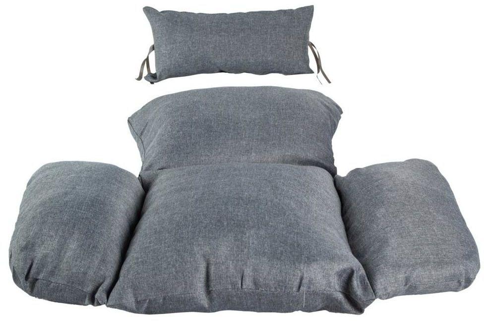 Poduszka na fotel wiszący SANTA CRUZ 90 x 95 x 15 cm