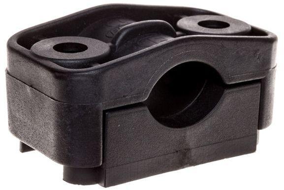 Uchwyt kabla siłowego 17-27mm czarny KO27T 37.29
